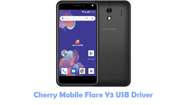 Download Cherry Mobile Flare Y3 USB Driver