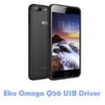 Download Eko Omega Q50 USB Driver