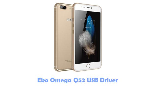 Eko Omega Q52 USB Driver