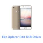 Eko Xplorer R40 USB Driver