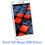 GenX GX Mega USB Driver
