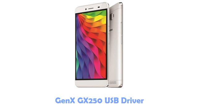 Download GenX GX250 USB Driver