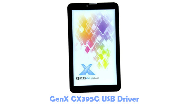 Download GenX GX395G USB Driver