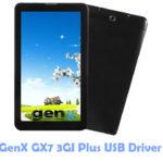 Download GenX GX7 3GI Plus USB Driver
