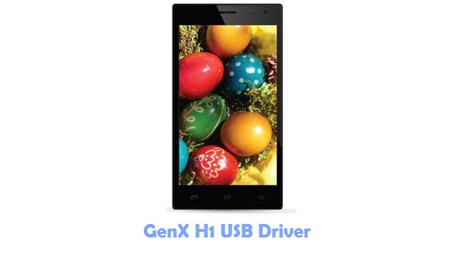 Download GenX H1 USB Driver