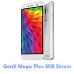 GenX Mega Plus USB Driver
