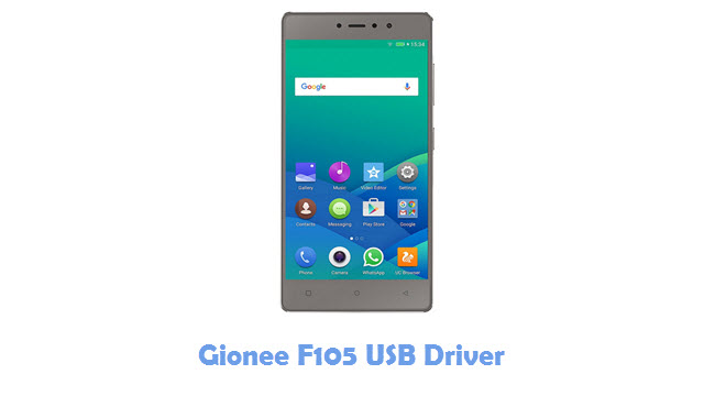Download Gionee F105 USB Driver