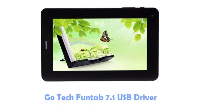 Go Tech Funtab 7.1 USB Driver