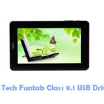 Download Go Tech Funtab Class 9.1 USB Driver