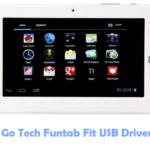 Download Go Tech Funtab Fit USB Driver