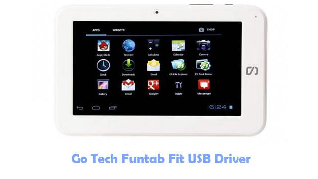 Go Tech Funtab Fit USB Driver