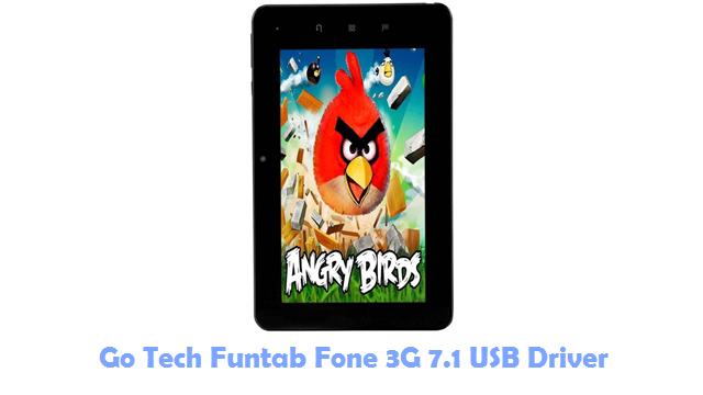Go Tech Funtab Fone 3G 7.1 USB Driver