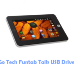 Download Go Tech Funtab Talk USB Driver