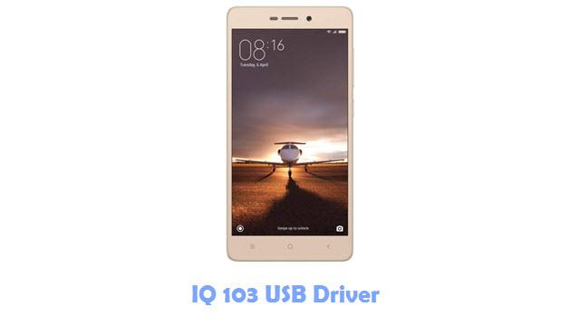 IQ 103 USB Driver