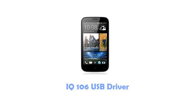 IQ 106 USB Driver