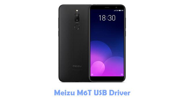 Meizu M6T USB Driver
