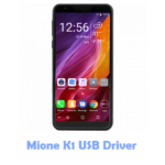 Download Mione K1 USB Driver