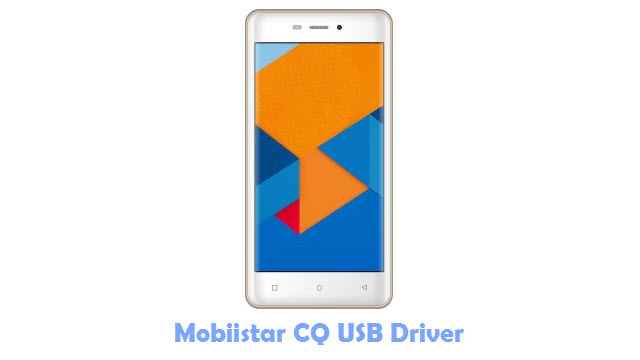 Download Mobiistar CQ USB Driver