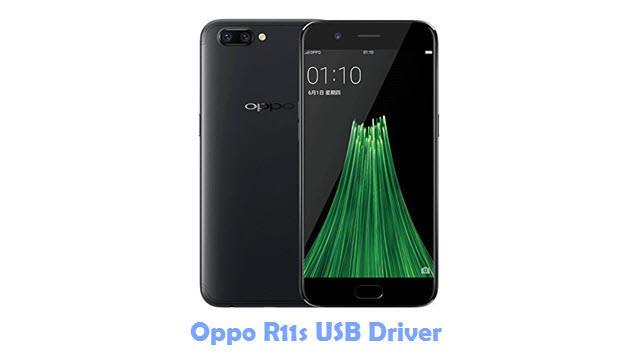 Download Oppo R11s USB Driver