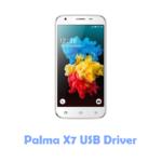 Download Palma X7 USB Driver