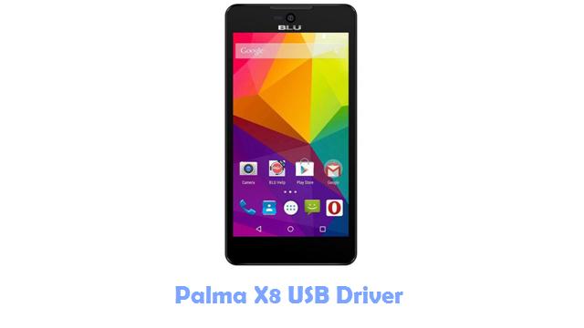 Palma X8 USB Driver