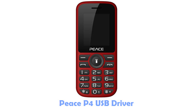 Download Peace P4 USB Driver