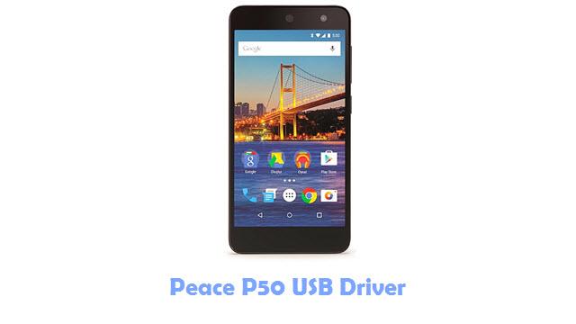 Download Peace P50 USB Driver