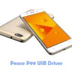 Peace P99 USB Driver