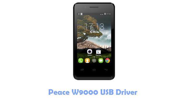 Peace W9000 USB Driver
