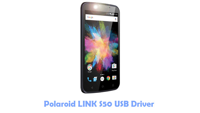 Download Polaroid LINK S50 USB Driver