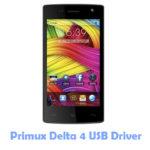 Primux Delta 4 USB Driver