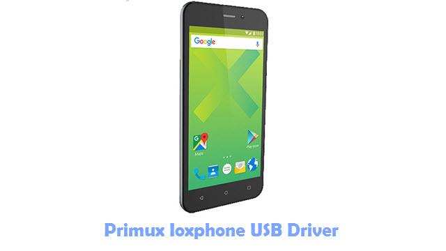 Primux Ioxphone USB Driver