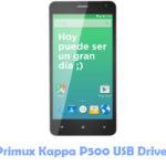 Primux Kappa P500 USB Driver