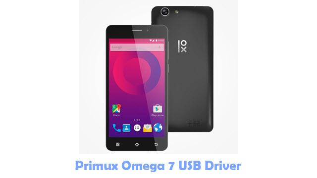 Primux Omega 7 USB Driver