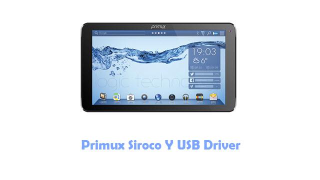 Download Primux Siroco Y USB Driver