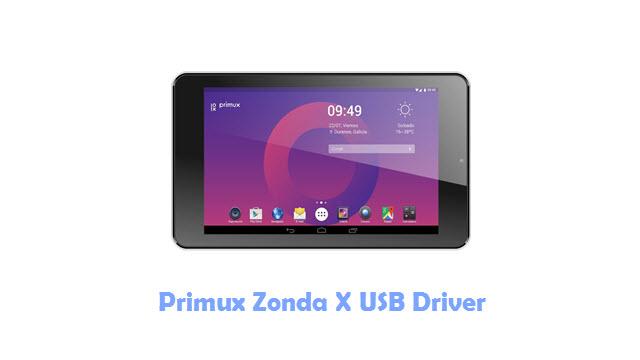 Download Primux Zonda X USB Driver