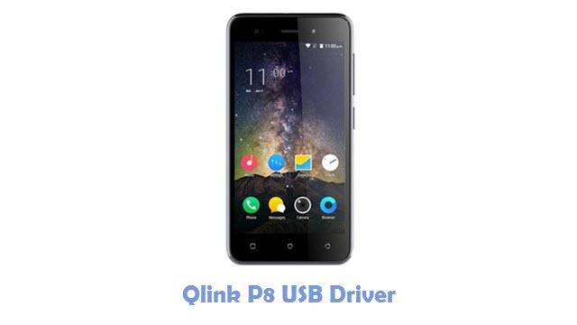 Qlink P8 USB Driver