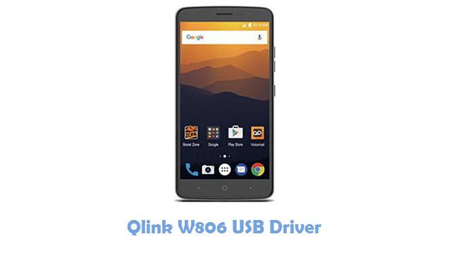 Qlink W806 USB Driver
