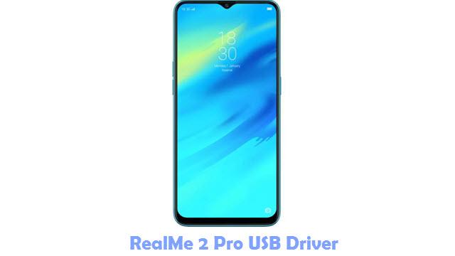 RealMe 2 Pro USB Driver