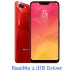 RealMe 2 USB Driver