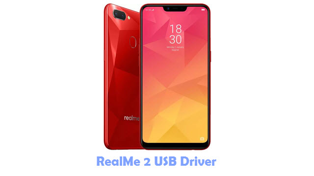 Download RealMe 2 USB Driver
