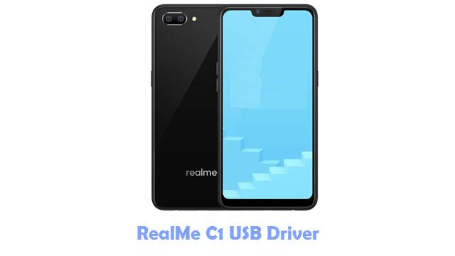 Download RealMe C1 USB Driver
