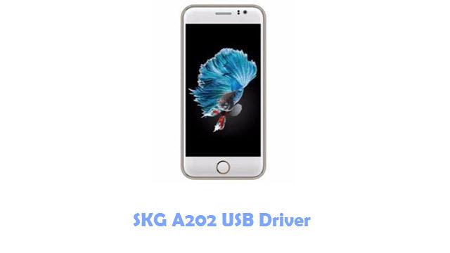 Download SKG A202 USB Driver