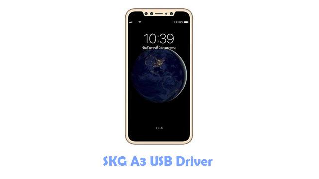 Download SKG A3 USB Driver