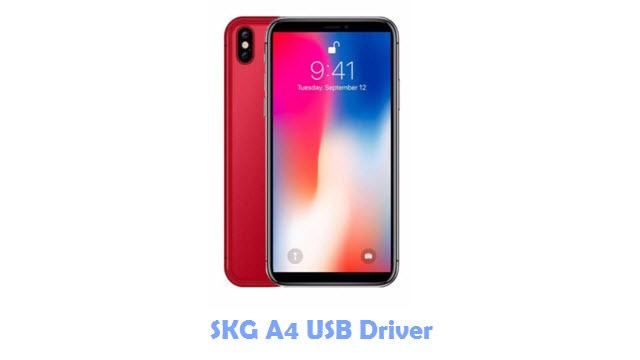Download SKG A4 USB Driver