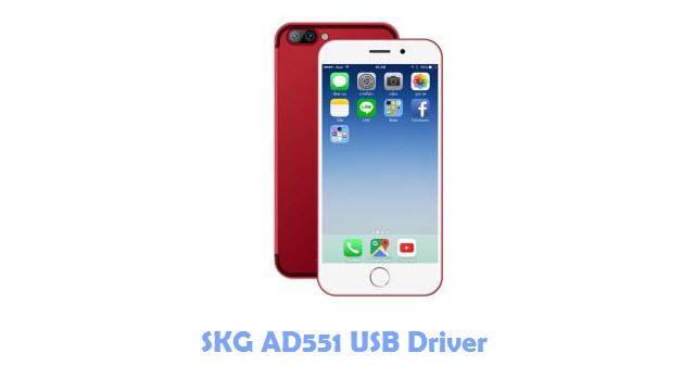 Download SKG AD551 Firmware