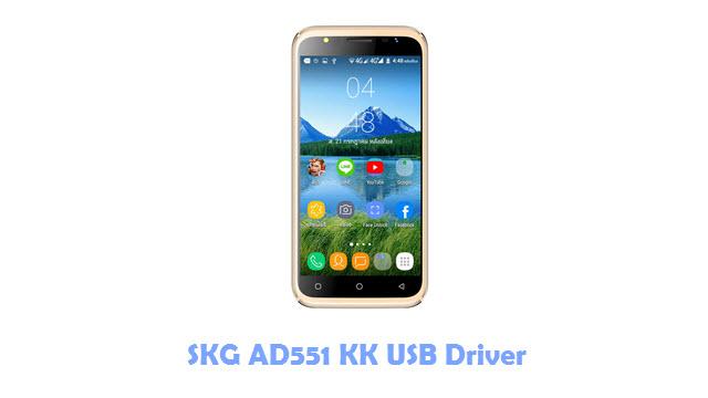Download SKG AD551 KK USB Driver