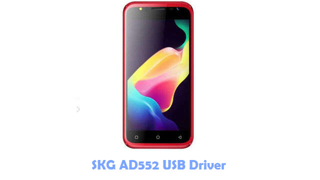 Download SKG AD552 USB Driver