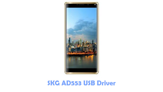 Download SKG AD553 USB Driver