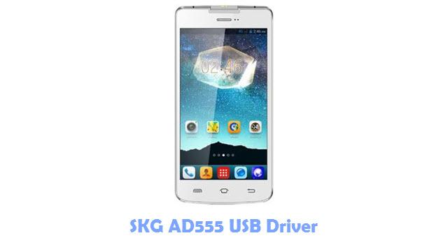 Download SKG AD555 USB Driver